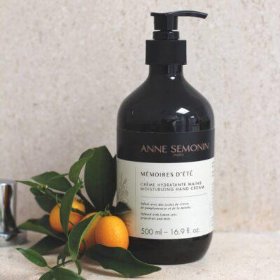 Hydratační krém na ruce - Anne Semonin - Péče o ruce - Péče o tělo - Beauty Guru - Nejlepší krém - Kosmetika - Praha